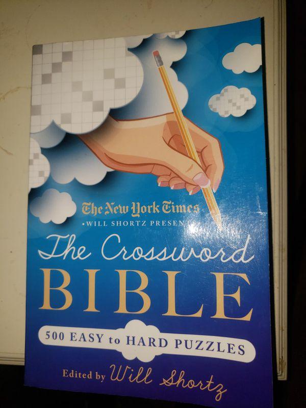 Crossword bible