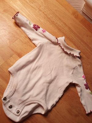 Carter's onesie girl infant 0 to 3 months for Sale in Chesapeake, VA