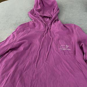 Pink Vineyard Vines Long Sleeve Hoodie for Sale in Springfield Township, NJ