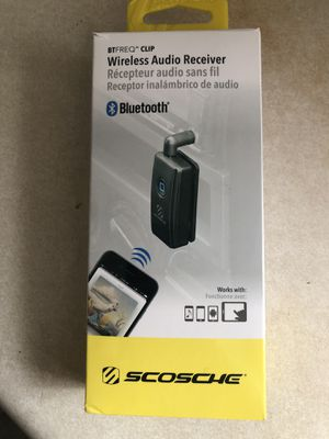 Brand new wireless audio receiver Bluetooth for Sale in Tulare, CA