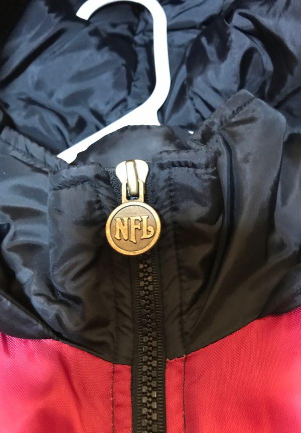 Ladies SF Stadium Jacket Like New XL size 18/20