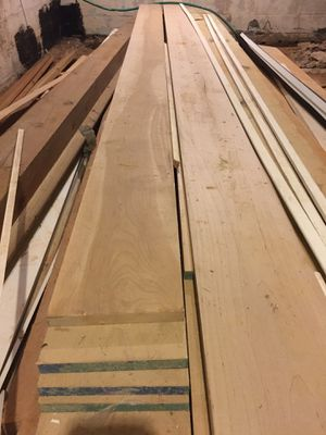 Maple wood 1x8x 16 f 80 each for Sale in Ellenwood, GA