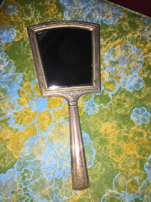 Sterling silver hand mirror for Sale in San Diego, CA