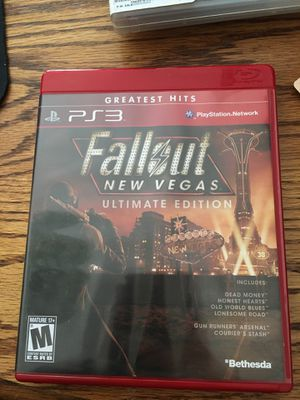 Fallout New Vegas for PS3 for Sale in Lewis Center, OH