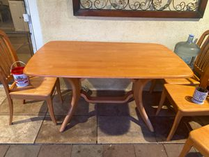 Wood table for Sale in La Puente, CA