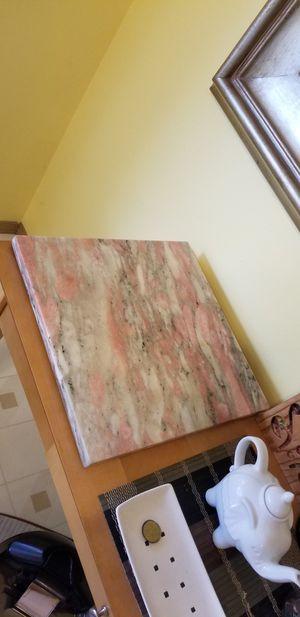 Square marble cutting board in Auburn WA for Sale in Auburn, WA