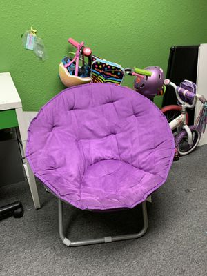 Kids Papsan Chair (purple) for Sale in San Diego, CA