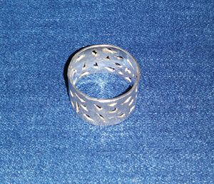 Sterling silver ring with leopard design for Sale in San Jose, CA