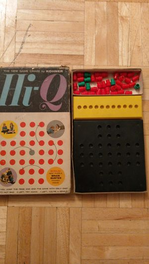 Vintage Hi-Q Puzzle game for Sale in Pittsburgh, PA