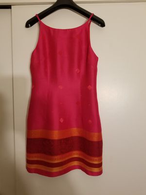 Vintage Beautifully designed and decorated Mini dress, size 6 for Sale in Brewer, ME