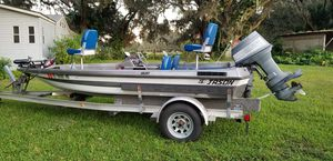 1988 Jason Bass Boat for Sale in Plant City, FL