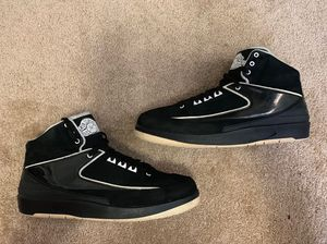 "•Jordan 2 ""black and white"" for Sale in Annandale, VA"