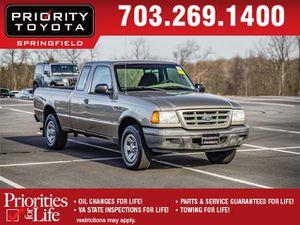 2003 Ford Ranger for Sale in Springfield, VA