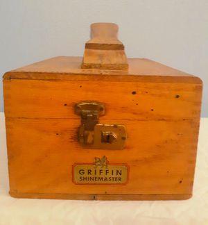 Antiue Griffin Shoeshine Box for Sale in Roanoke, VA