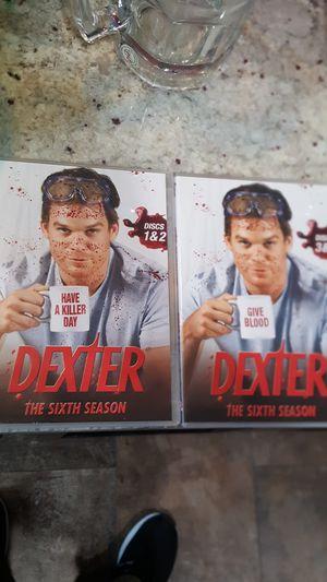 Dexter season 6 for Sale in Renton, WA