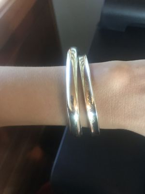 Tiffany & Co Bangles in sterling silver for Sale in Silver Spring, MD