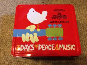 Woodstock Lunchbox for Sale in Kent, WA