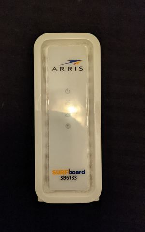 ARRIS SURFboard SB6183 DOCSIS 3.0 Cable Modem for Sale in Chandler, AZ