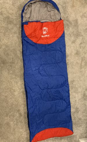 Snow wolf sleeping bag 32-50 for Sale in Annapolis, MD