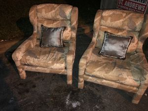 Cushioned Chairs for Sale in West Palm Beach, FL