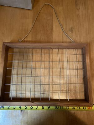 Mkono Large Air Plant Frame Hanging Airplant Holder for Sale in Chicago, IL