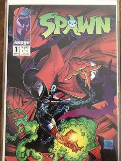 Spawn #1 Image Comics Todd McFarlane for Sale in Rancho Cucamonga,  CA