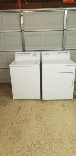 Kenmore washer and dryer for Sale in Lake Elsinore, CA