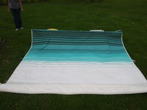 9 ft. awning for pop-up camper for Sale in St. Charles, IL