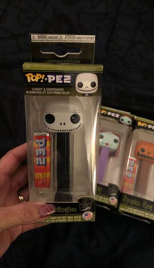 Nightmare before Christmas Pez for Sale in Pomona, CA