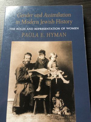 Gender and Assimilation in Modern Jewish History for Sale in Washington, DC