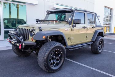 2013 Jeep Wrangler Unlimited for Sale in Las Vegas,  NV
