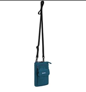 Supreme Teal shoulder bag FW19 for Sale in Los Angeles, CA
