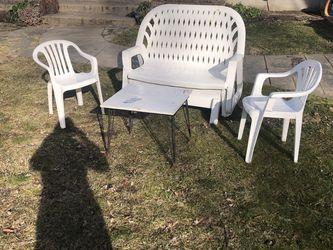 Outside patio furniture for Sale in Alexandria,  VA