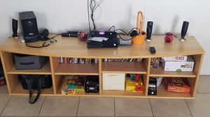 TV stand (items not included) for Sale in Phoenix, AZ