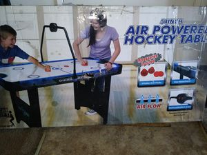 Air powered air hockey table for Sale in Lakewood, CA