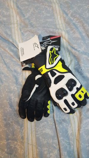 Alpinestars Sp Air Gloves size Large for Sale in Compton, CA