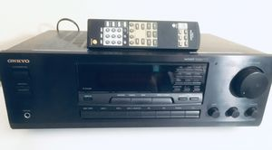 Onkyo TX-8222 Stereo Receiver Wide Range Amplifier AM / FM Radio for Sale in Columbus, OH