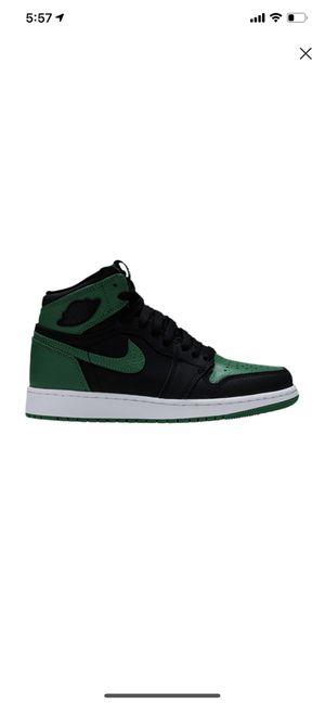 Air Jordan 1 pine green sz 5.5 for Sale in Secaucus, NJ