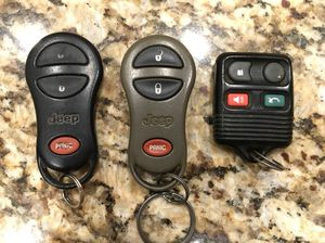 Car Remote Control Openers for Sale in Austin, TX