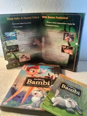 Bambi Platinum Edition for Sale in Pompano Beach, FL