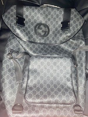 Heavy duty Gucci backpack for Sale in San Antonio, TX
