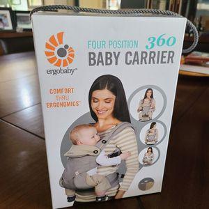 Ergo Baby 4 Position Baby Carrier for Sale in Sanford, FL