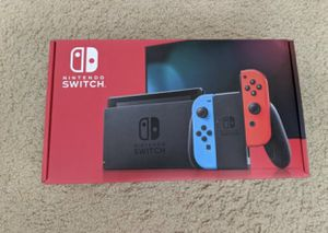 Nintendo Switch for Sale in San Jose, CA