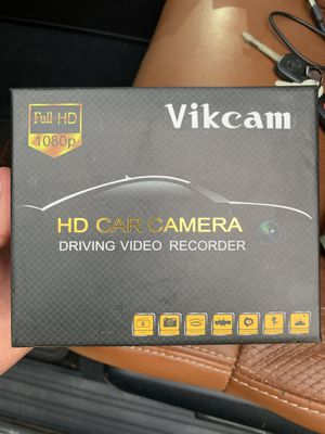 Vikcam 1080p Dashboard camera. Never installed. Checked for functionality and works perfectly. Price is firm due to being brand new. Original pric for Sale in Alexandria, LA