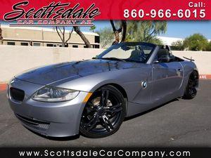 2007 BMW Z4 for Sale in Scottsdale, AZ