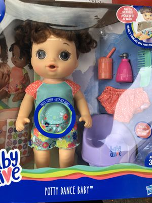 Baby alive potty dance baby for Sale in Lakewood, WA