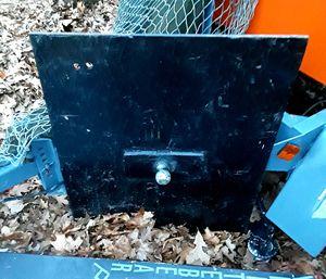 "1/2"" HD Gooseneck/Fifthwheel plate- for Sale in Bentonville, AR"