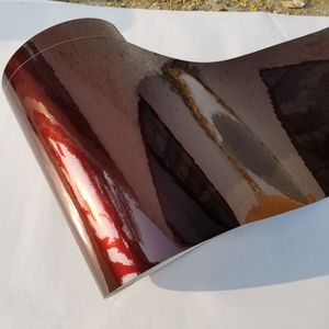 Gloss Metallic Burgundy Deep Red Cast Vinyl Wrap Roll Car Automotive for Sale in Gardena, CA