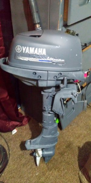 Yamaha Outboard Boat Motor for Sale in Burien, WA