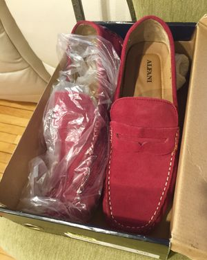 Alfani Loafers Red Berry Size 13 for Sale in Philadelphia, PA